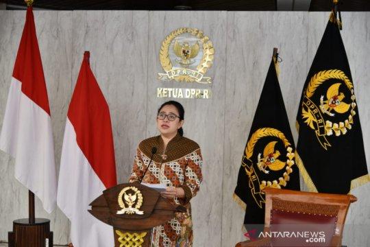 Puan sebut Pancasila bintang penuntun Indonesia hadapi rintangan