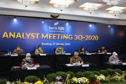 Bank BJB telah salurkan dana PEN Rp5,3 triliun