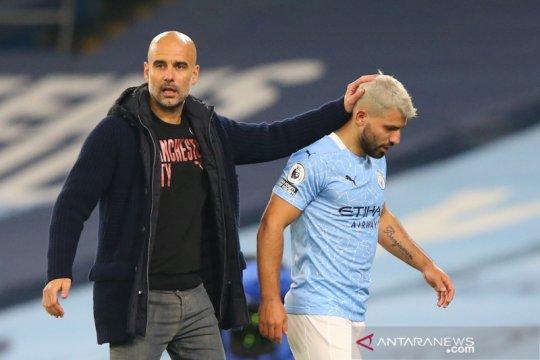 "Guardiola merasa ""sangat kehilangan"" Sergio Aguero"