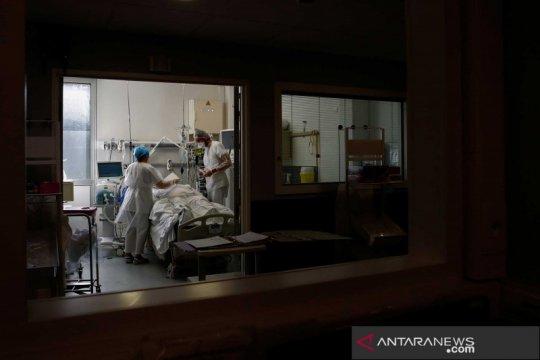 Rumah sakit di Prancis hadapi datangnya pasien COVID-19 gelombang kedua