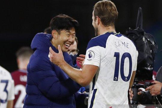Sukses padukan Kane dan Son Heung-min, Mourinho puji Pochettino