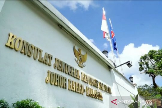 KJRI Johor fasilitasi pemulangan dua WNI asal Kepri