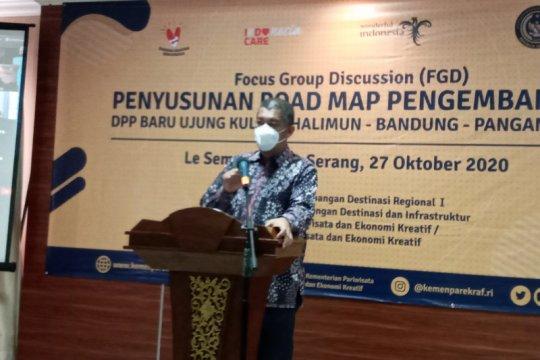 Kemenpar kaji pengembangan pariwisata Ujung Kulon sampai Pangandaran
