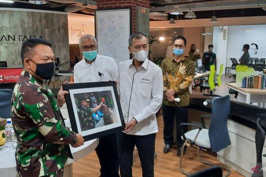 Kodam Jaya siapkan perahu fiberglass untuk tanggulangi banjir Jakarta