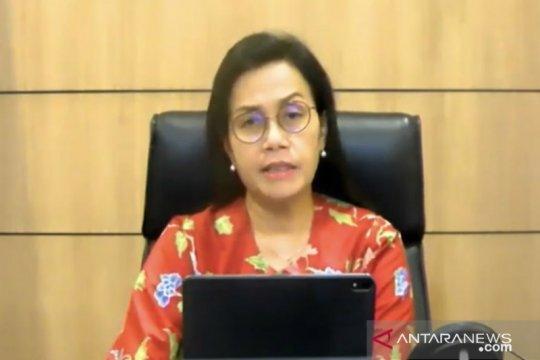 Sri Mulyani: Serapan anggaran PEN terus membaik capai Rp386,01 triliun