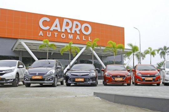 CARRO berikan kemudahan untuk beli mobil bekas