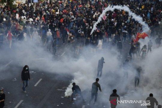 Kapolda imbau buruh tak anarkis unjuk rasa menolak UU Cipta Kerja