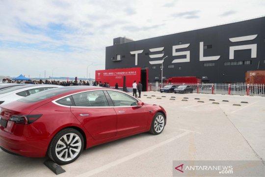 Tesla berencana buka 52 pusat layanan pada tahun 2021