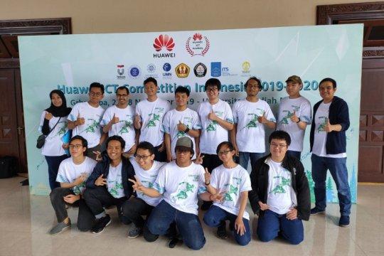 ITB melaju ke final Huawei ICT Competition tingkat dunia
