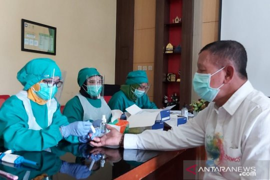 Pasien terkonfirmasi COVID-19 di Kulon Progo bertambah empat kasus