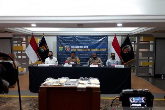 Polda Metro Jaya ringkus 12 pelajar sebar hasutan di media sosial