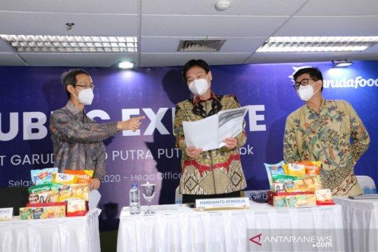 Kinerja terdampak pandemi, Garudafood optimis bisnis membaik pada 2021