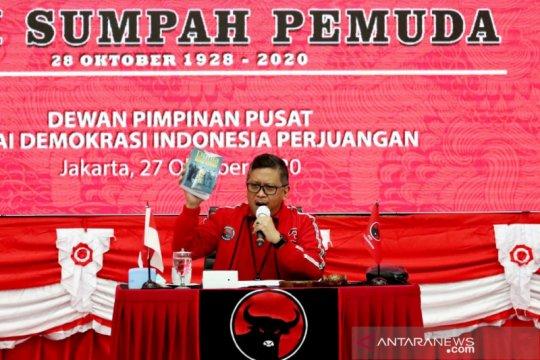 Pesan Megawati pada peringatan Sumpah Pemuda 2020