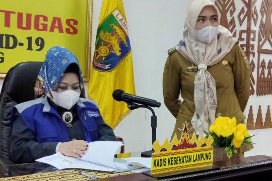 Dinkes benarkan Pjs Bupati Lampung Tengah positif COVID-19