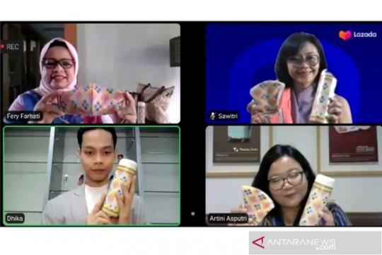 Didiet Maulana dan LocknLock gandeng Dekranasda DKI Jakarta