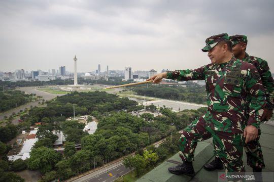6.000 personel Kodam Jaya amankan aksi di kawasan Istana Merdeka
