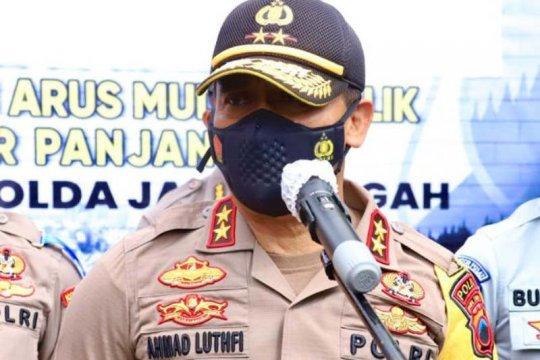 Polda Jateng peringatkan akan copot spanduk berisi pesan intoleran