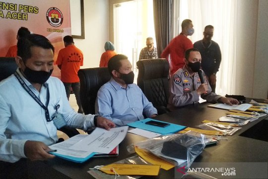 Polda Aceh ungkap penyelundupan imigran etnis Rohingya