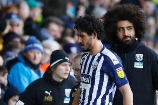 Manajer West Brom Bilic terkejut dengan kepergian Ahmed Hegazi