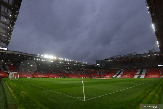 MU sebut Old Trafford sudah siap untuk tampung 23 ribu suporter