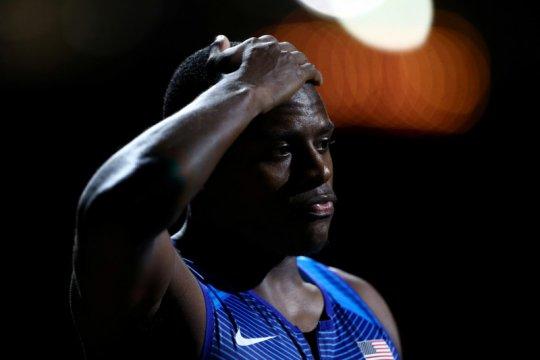 Juara dunia lari 100 meter Coleman terancam absen di Olimpiade Tokyo