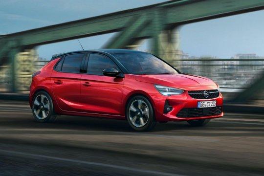 Opel rilis Corsa Ultimate seharga Rp400 jutaan untuk pasar Eropa
