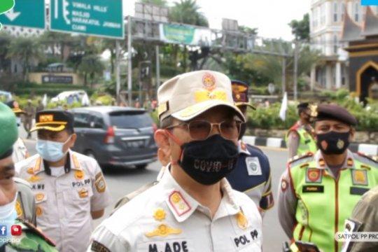 Jawa Barat awasi penerapan protokol kesehatan di tempat wisata