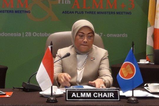 Kemarin, upah minimum 2021 hingga Indonesia jadi Ketua Menaker ASEAN