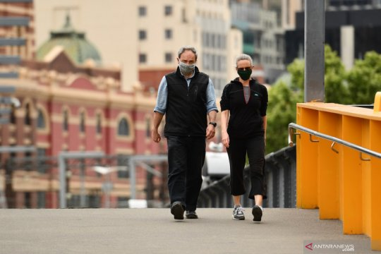 Victoria Australia jalani seminggu penuh tanpa tambahan kasus COVID-19