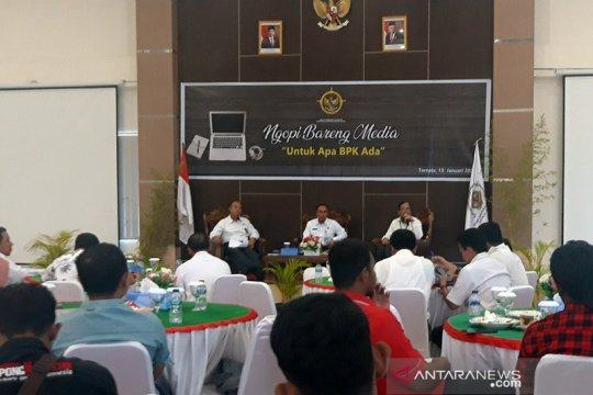 BPK minta pengelolaan keuangan kabupaten-kota di Malut harus efektif
