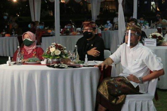 Wagub Bali berharap aktivitas pariwisata digiatkan
