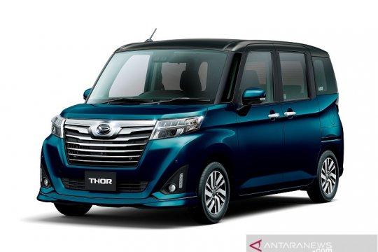 Daihatsu Jepang berikan Thor pembaruan fitur dan desain