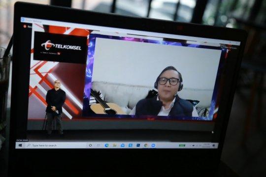 Maknai Sumpah Pemuda, Telkomsel gelar Digital Creative Millenials 2020