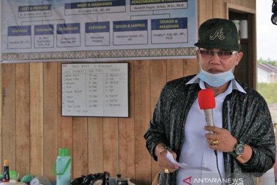Universitas Palangka Raya tes usap 60 pegawai deteksi paparan COVID-19