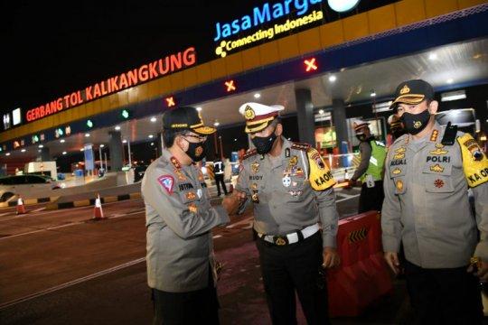 """Kakorlantas: Arus kendaraan """"long weekend"""" ke Jateng masih landai"""