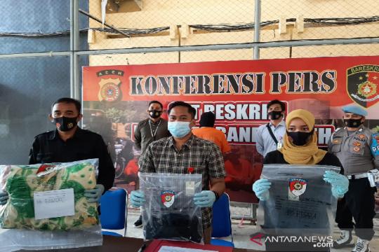 Seorang ayah di Aceh ditangkap usai cabuli anak kandungnya