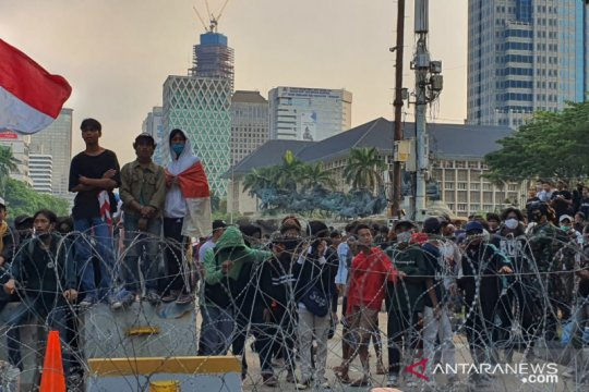 Pangdam Jaya imbau pendemo tidak ganggu kegiatan masyarakat