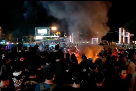 Polda Kalbar: Pendemo sudah bubar