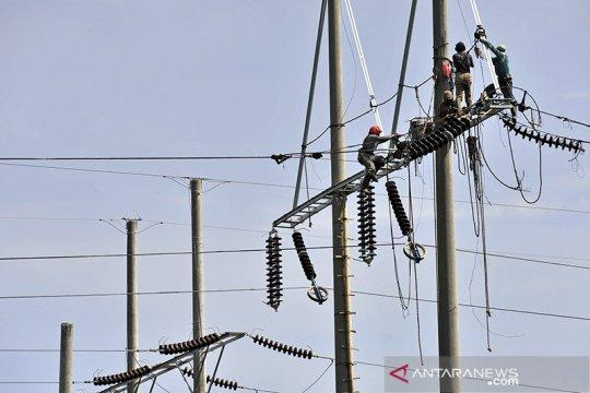PLN pulihkan pasokan listrik sebagian Jakarta