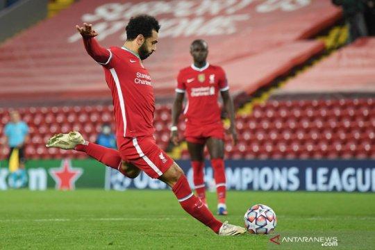 Liga Champions: Liverpool menang atas Midtjylland 2-0