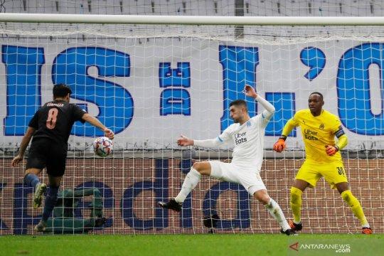 Liga Champions: Manchester City kalahkan Olympique Marseille 3-0