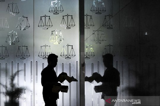 IPO: Ketidakpuasan publik dalam penegakan hukum 64 persen