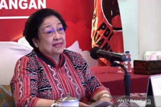 Megawati instruksikan pembangunan kantor partai di daerah