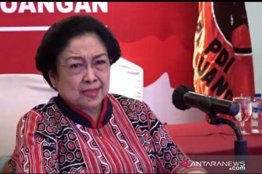 Megawati minta Presiden Jokowi tak manjakan generasi milenial