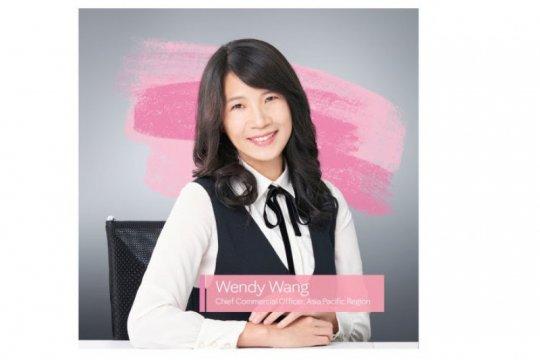 Mary Kay tunjuk Wendy Wang sebagai CCO Asia Pasifik