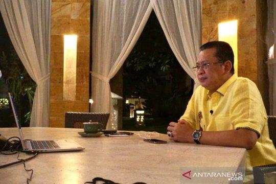 Ketua MPR dorong kampanye pilkada dilakukan secara daring