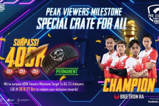 PUBG Mobile luncurkan event baru rayakan kesuksesan PMPL Season 2