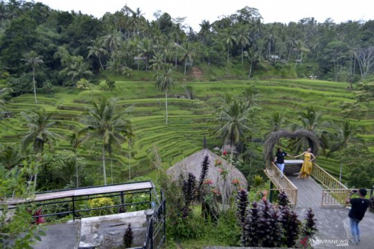Wisatawan domestik kunjungi Bali di libur panjang Maulid Nabi Muhammad SAW