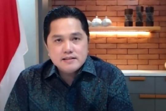 Dukung UMKM, Erick gandeng Dufry pasarkan produk Indonesia