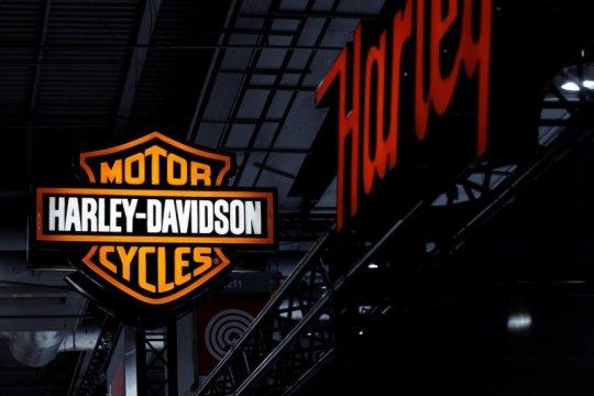 Harley Davidson lapor adanya penurunan selama COVID-19